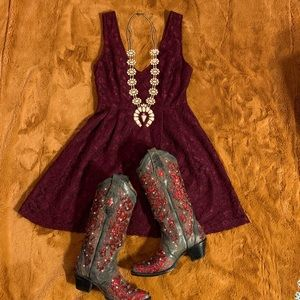 Forever 21 dress 😍❤️